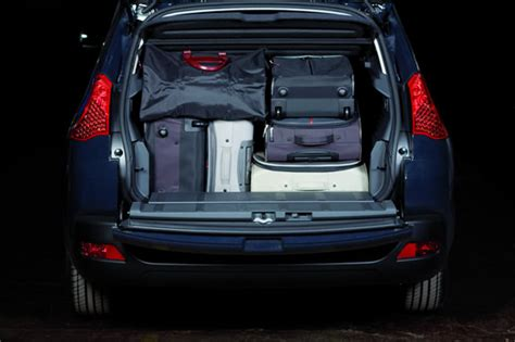 Peugeot 3008 Boot Capacity Peugeot 3008 Specifications Fleet Information From Auto
