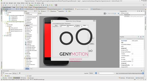 android studio genymotion how to install and setup genymotion for android studio genymotion android emulator