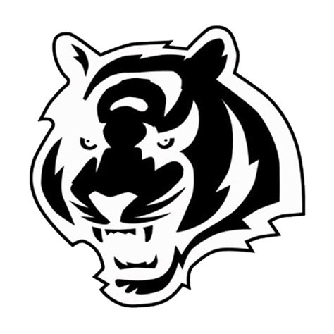 free bengals coloring pages