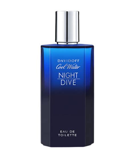 Davidof 7 Ml davidoff cool water dive edt 75 ml buy at best prices in india snapdeal