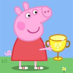 you peppa pig i motherhood peppa pig s sports day app review