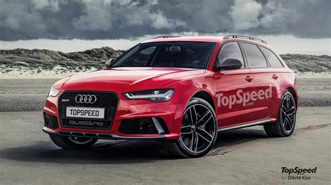 2017 audi rs6 allroad picture 660562 car review top