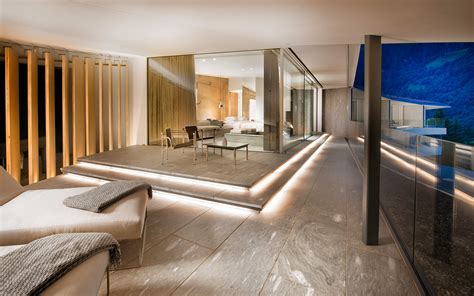 Livingroom Restaurant by 7132 Hotel Vals The Design Amp Spa Hotel Switzerland