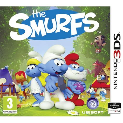 A11133 Funko Pop Original The Smurfs Smurfette the smurfs nintendo 3ds zavvi