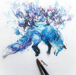 water color animals expressive watercolor animal paintings by luqman reza