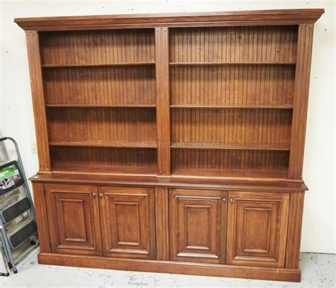 bookcase with cabinet base bookcase with cabinet base attractive vintage mahogany