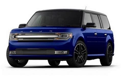 ford flex colors 2018 ford flex redesign and concept changes reviews