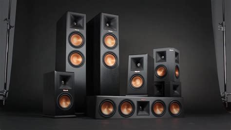 klipsch reference premiere speakers youtube