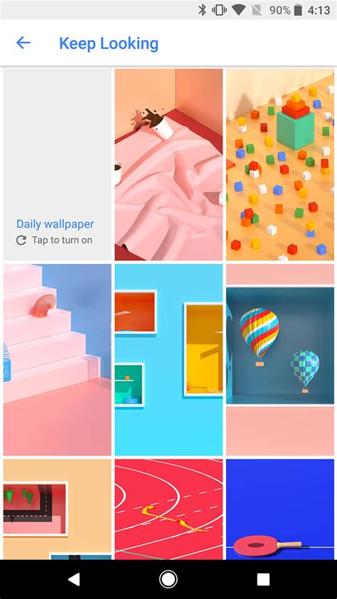 google wallpaper today google wallpapers adds three new categories and pixel 2