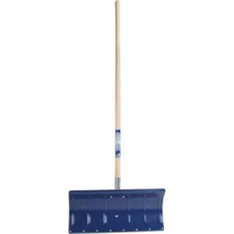 true temper 24 in aluminum snow shovel 1642000 at the