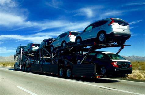 steps  follow  selecting car transport