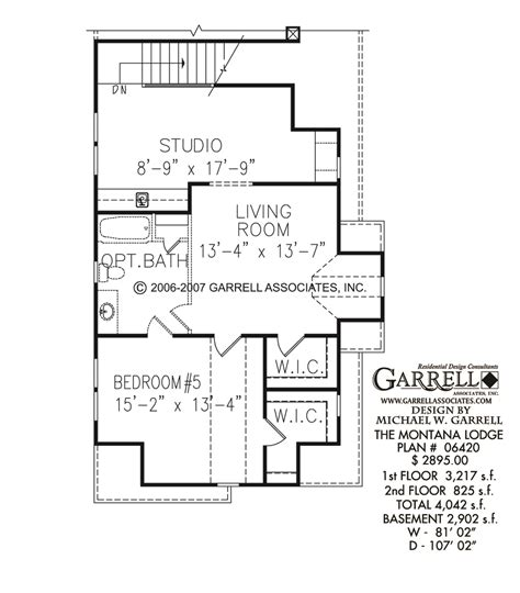 montana floor plans montana lodge house plan house plans by garrell