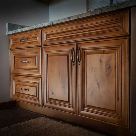 premium kitchen cabinets knotty maple premium cabinets