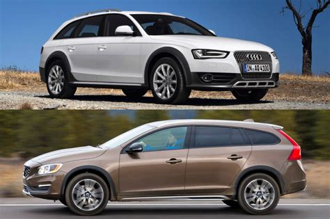 audi which country audi a4 allroad c volvo v60 cross country familiales