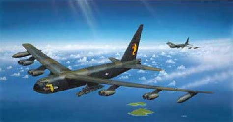 Painting For Home Interior by Stratofortress Inside The Boeing B 52