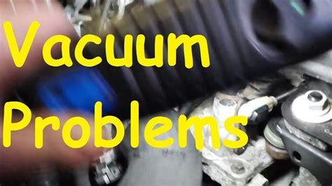 volvo xc vacuum problems xcxcxc vacuum pump leak youtube