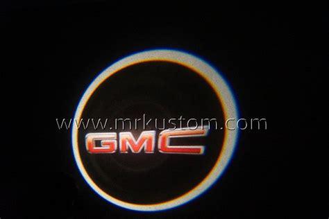 Proyektor Gmc gmc led door projector courtesy puddle logo lights mr