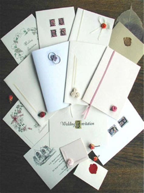 Handcrafted Stationery - design wedding stationery exeter