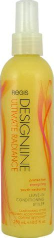 design line ultimate radiant shoo and conditioner regis regis design line ultimate radiance leave in