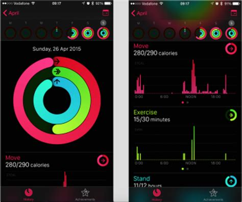 apple watch app layout on iphone cracking the code to apple watch design