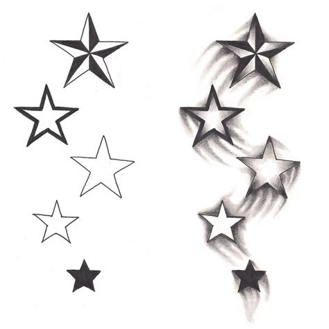 star tattoo drawing designs drawing www imgkid the image kid has it