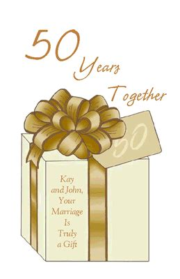 50 years together greeting card anniversary printable card american greetings