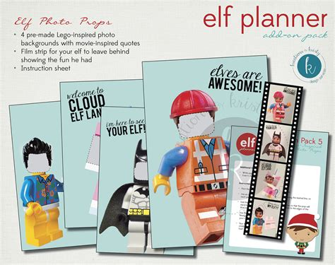 printable elf props more than 9 to 5 my life as quot mom quot the elf