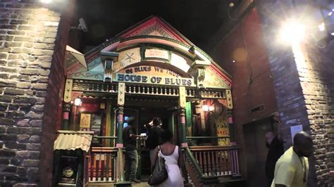 New Orleans House Of Blues by The House Of Blues New Orleans A Visit
