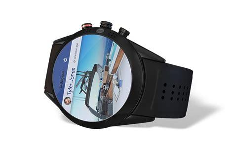 Smartwatch Arrow Arrow Smartwatch Offers Rotating 360 Degree Hd