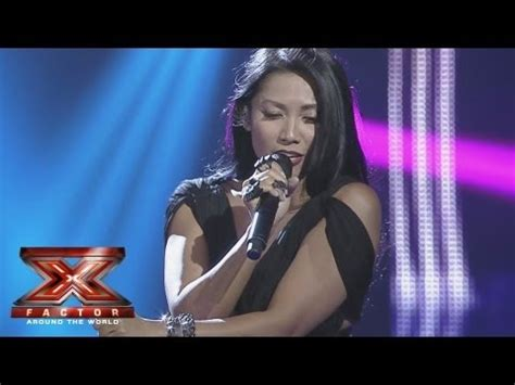 anggun mimpi in your mind x factor around the world hd fatin shidqia ft the collective payphone x factor