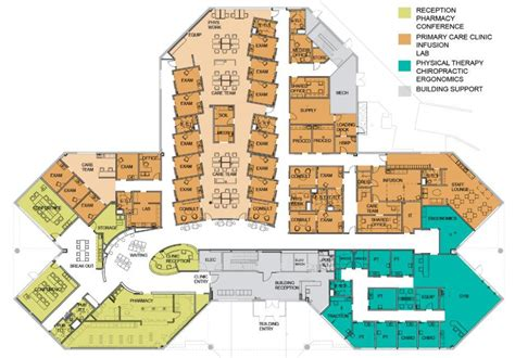 physical therapy clinic floor plans 100 clinic floor plans 100 church floor plans free