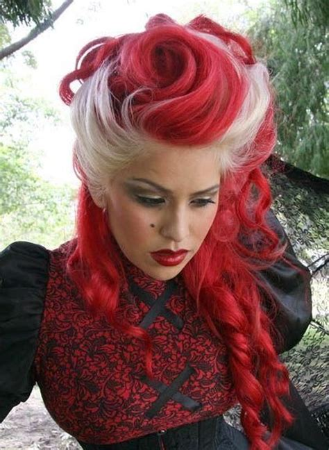 halloween hairstyles videos 10 crazy halloween hairstyles for a deadly look