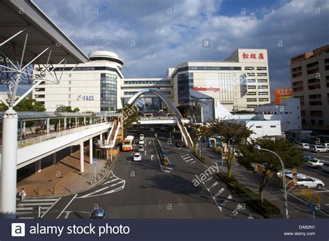 Cities Toyota Toyota City Aichi Prefecture Japan Stock Photo Royalty