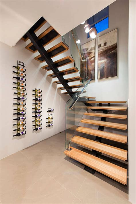 Wine Rack Ideas Wall by Wine Rack Ideas Show Your Bottles With A Wall Mounted Display Contemporist