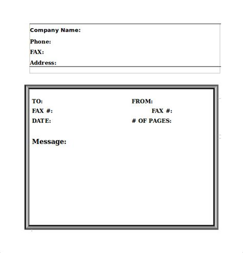 basic fax cover letters botbuzz co