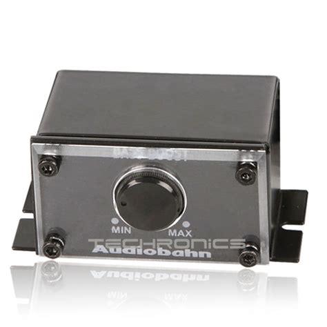 Audiobahn Bass Knob audiobahn abr100j car lifier remote mount bass boost
