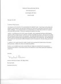 nursing letter of recommendation crna cover letter