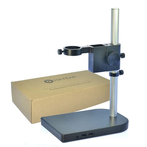 industrial microscope table stand digital