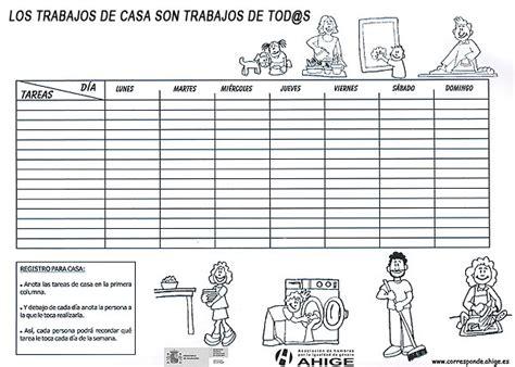 calendario de enero de 2013 actividades en familia diajo calendario de tareas dom 233 sticas