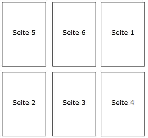 Word Vorlage Handzettel Faltblatt Erstellen Und Drucken Mit Word Office Lernen