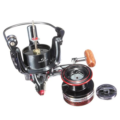 Reel Pancing Next Flash 3000 Black Aluminium Spool 5 Bearing buy aluminum 12 1 bearing spinning reels fishing reel 5 2 1 lk3000 bazaargadgets