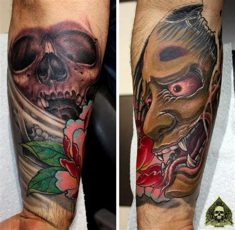 hannya mask tattoo gallery 143 best images about hannya mask design tattoo on