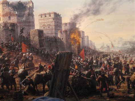 ottoman conquest of constantinople things i think about the fall of constantinople
