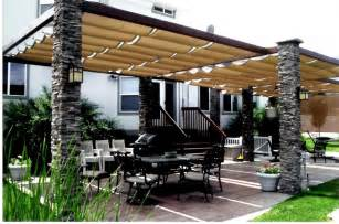 convenient and stylish outdoor canopies carehomedecor