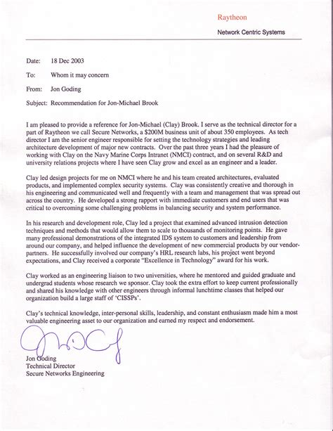 reference letter concern template search