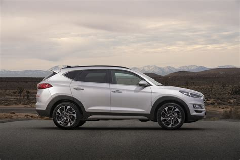 Hyundai Tucson 2019 Facelift by 2019 Hyundai Tucson Facelift Profile