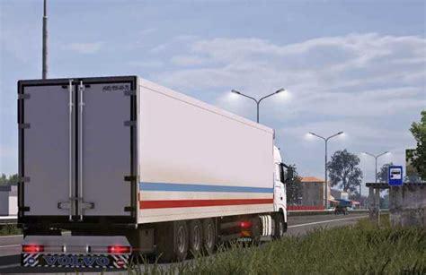 trailer kogel    ets mods euro truck