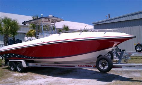 fountain boats factory location 2000 fountain 31 open cc the hull truth boating and
