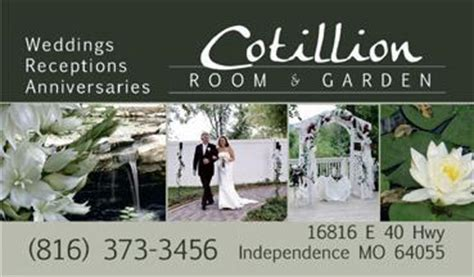 Garden Independence Mo by Cotillion Room Garden The Ballet Conservatory In