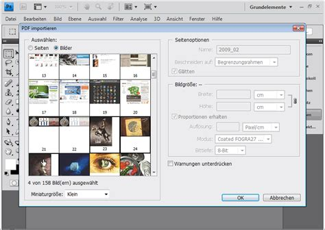 photoshop tutorials for pdf bilder aus pdf dokumenten in photoshop importieren